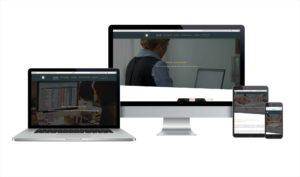 Site internet AUVI - Réalisation Domino Communication
