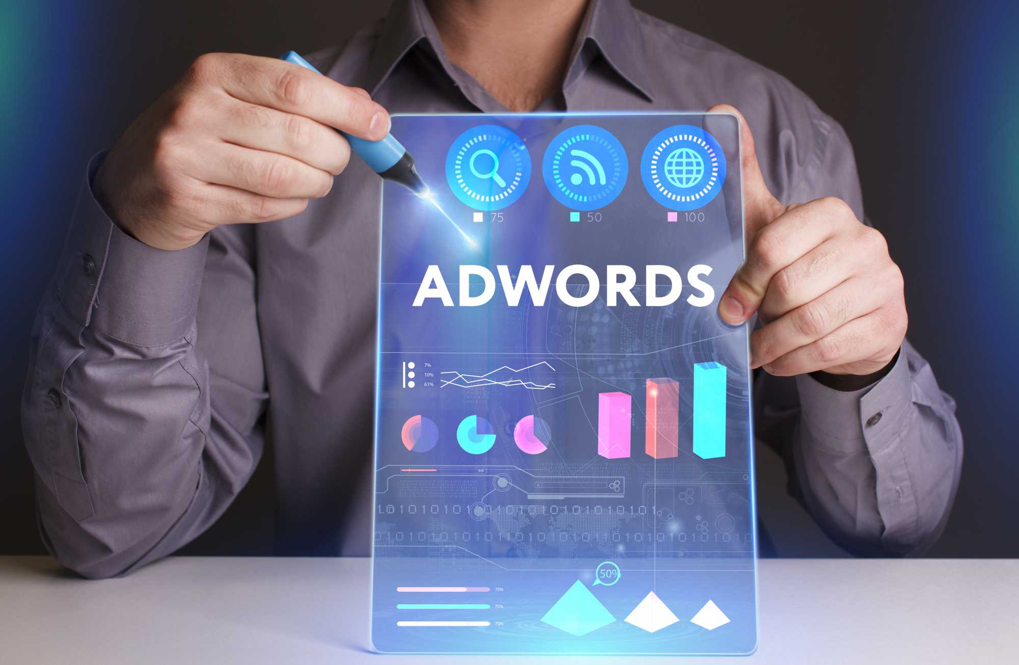 Agence Google Adwords - Domino Communication
