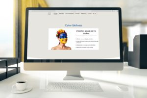Création Site Web Luxembourg - Color Wellness Design
